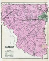 Madison Township, Greenfield, Highland County 1887